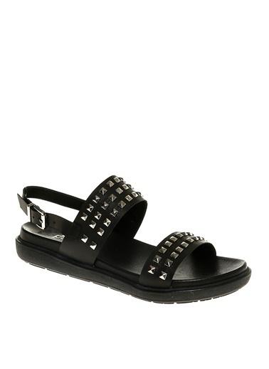 Black Pepper Sandalet Siyah